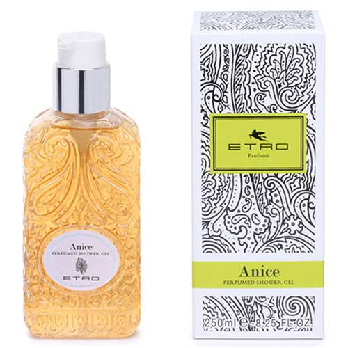 Etro Vicolo Fiori Shower Gel 250 Ml