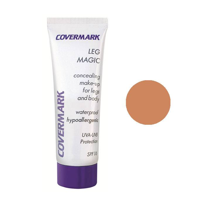 Covermark Leg Magic Tubo 50 Ml 14