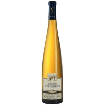 Domaine Schlumberger Pinot Gris Grand Cru Kessler 2014 - Domaine Schlumberger