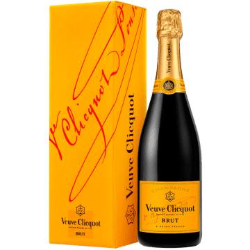 Champagne Veuve Clicquot - Brut Carte Jaune Astucciato