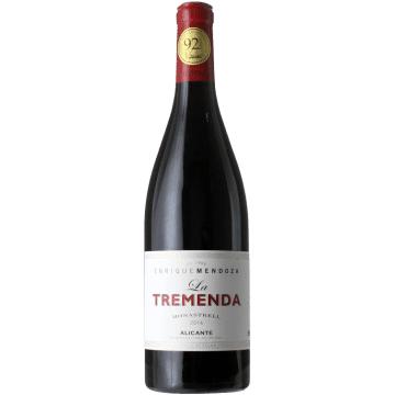 Bodegas Mendoza La Tremenda 2016 - Bodegas Mendoza