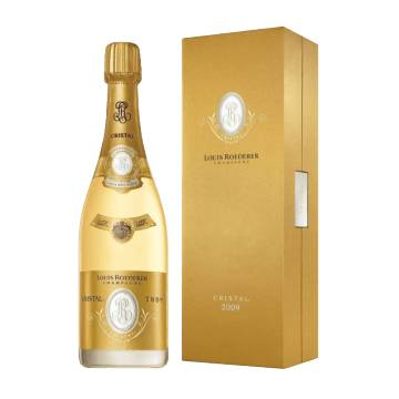 Champagne Louis Roederer - Magnum Cristal 2009 - Cofanetto Regalo Premium
