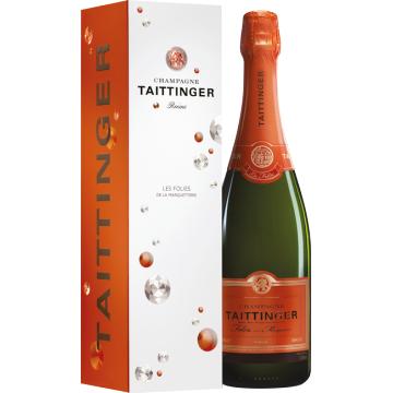 Champagne Taittinger - Les Folies De La Marquetterie - Astucciato