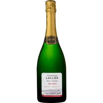 Champagne Lallier - Blanc De Noirs Grand Cru Les Sous