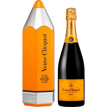 Champagne Veuve Clicquot - Brut Carte Jaune - Edizione Limitata Crayon