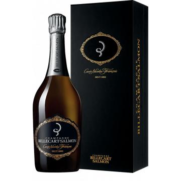 Champagne Billecart-Salmon Cuvee Nicolas Francois Billecart - Brut 2002 - Billecart Salmon - Astucciato