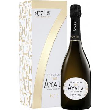 Champagne Ayala - N°7 Brut 2007 - En Cofanetto Regalo
