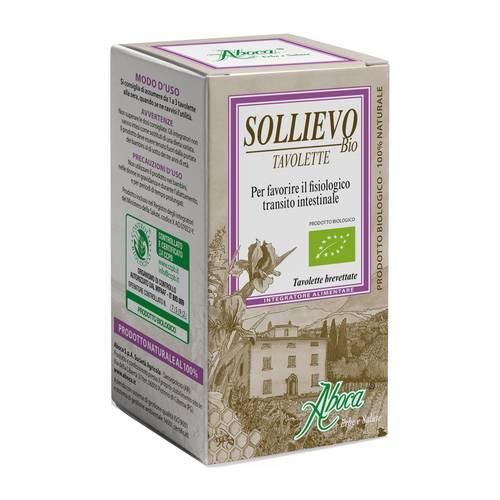 Aboca Spa Societa' Agricola Sollievo Bio 90 Tavolette 36g