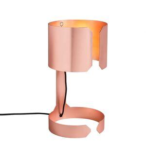 QAZQA Lampada da tavolo design rame opaco - WALTZ