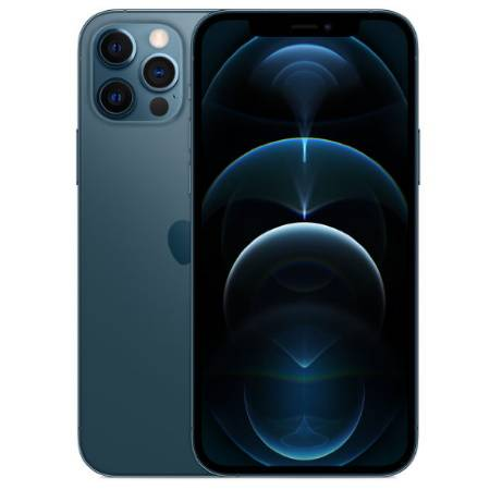 Apple Iphone 12 Pro Max 128gb Pacific Blue Garanzia Europa