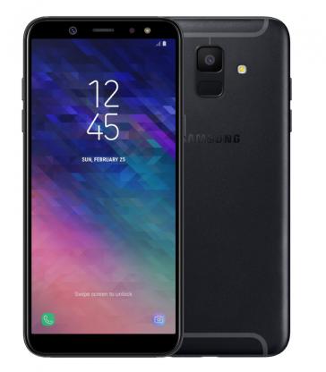 Samsung Galaxy A6 2018 Sm-A600fn 32gb Black Garanzia Italia Brand