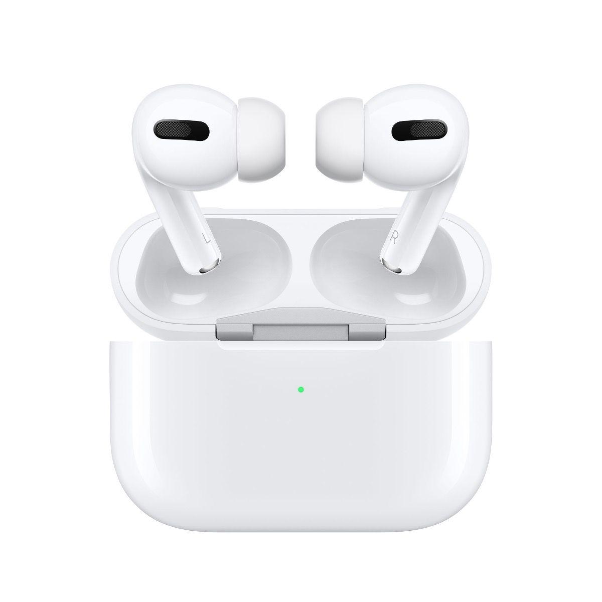 Auricolari Apple Airpods Pro Con Custodia Di Ricarica Wireless White