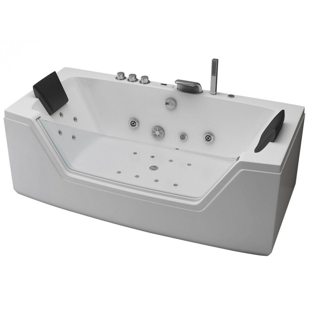 Spatec Vasche idromassaggio Vitro 160