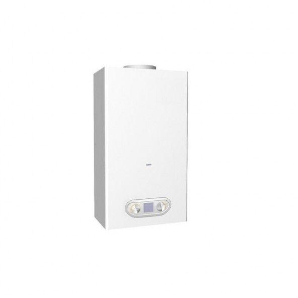 Ferroli Scaldabagno a Gas Serie SKY-C Murale 11 Litri Gas GPL Classe Energetica A Profilo di Carico M