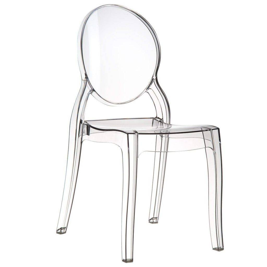 ᐅ Sedia LOUIS-VICTORIA-LOU LOU GHOST: Kartell by Philippe Starck ...