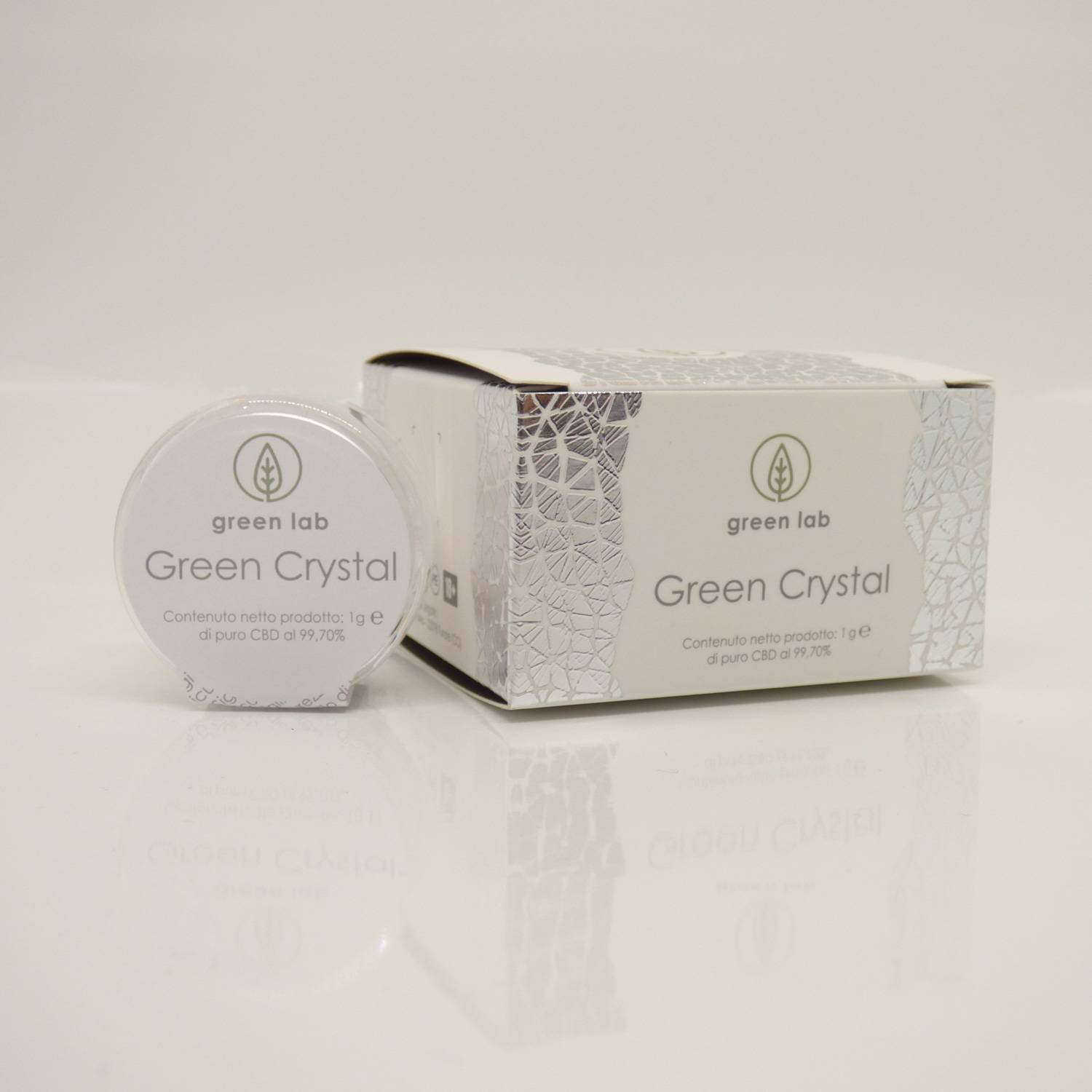 Green Lab Green Crystal 500 mg