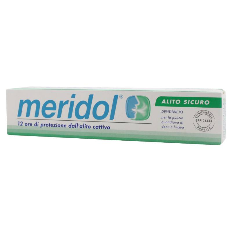 Meridol Halitosis Gel 75 Ml