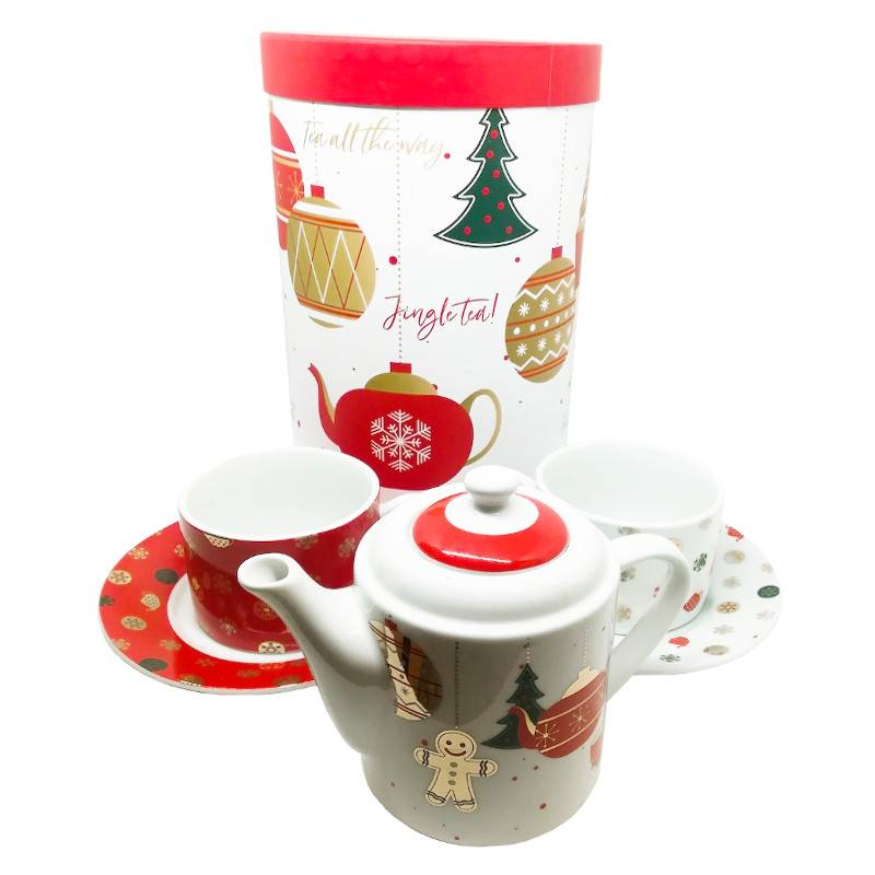 HP Tea For Two Natale