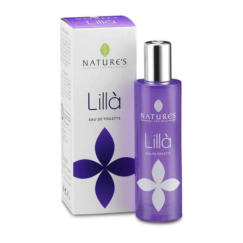 Nature'S Lilla Eau De Toilette 50ml