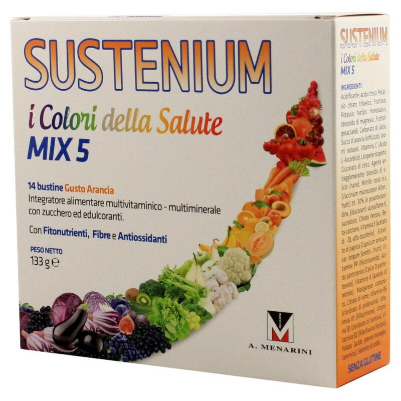 Sustenium Colori Salute Mix5 14 Bst