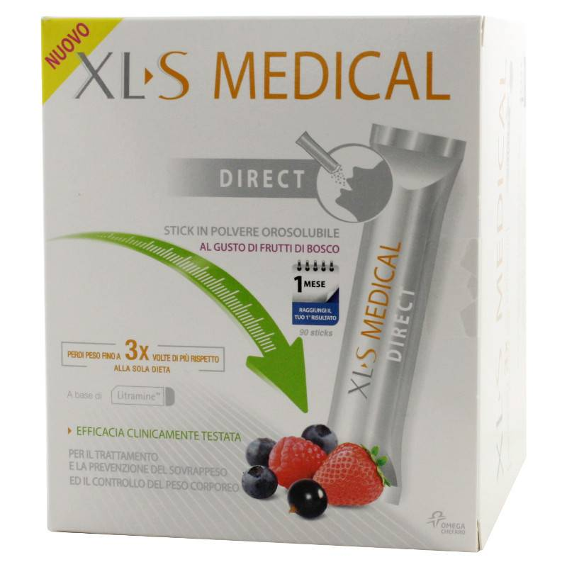Xls Medical Liposinol Direct 90 Stick