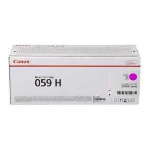 Canon TONER MAGENTA 059 HM 3625C001 13500 COPIE ORIGINALE