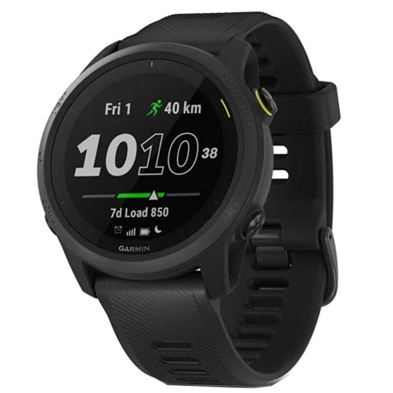 garmin forerunner 745 orologio smartwatch gps running triathlon unisex black