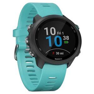 Garmin Forerunner 245 Music Orologio Smart GPS Unisex Black/Aqua