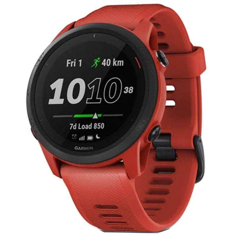 Garmin Forerunner 745 Orologio Smartwatch GPS Running Triathlon Unisex Flame Red