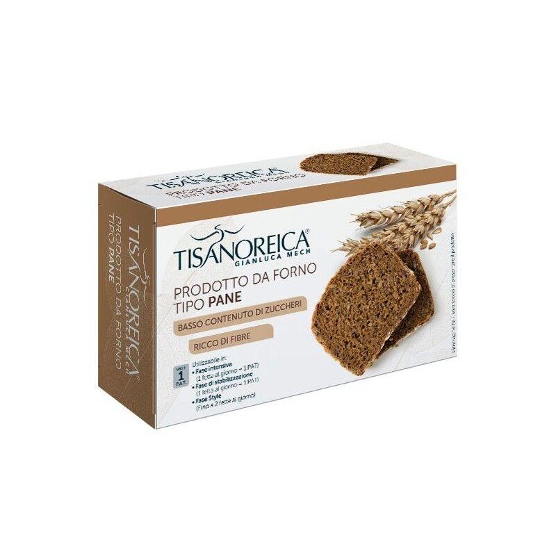 Tisanoreica Gianluca Mech Tisanoreica Prodotto da Forno Tipo Pane 2 X 48 gr (2 Fette)