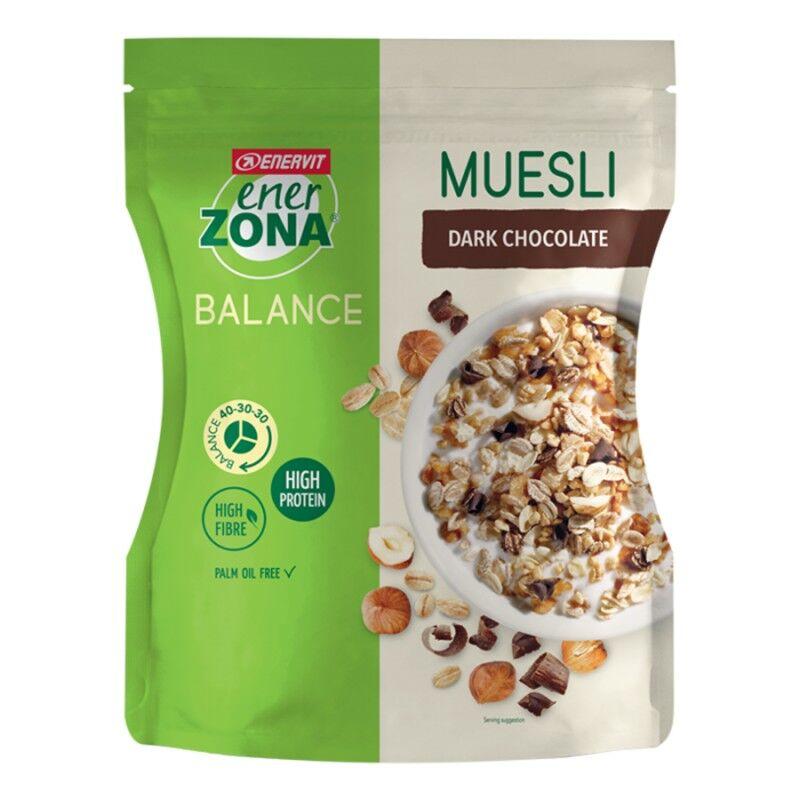 Enerzona Muesli Ricco 40-30-30 230 gr Colazione