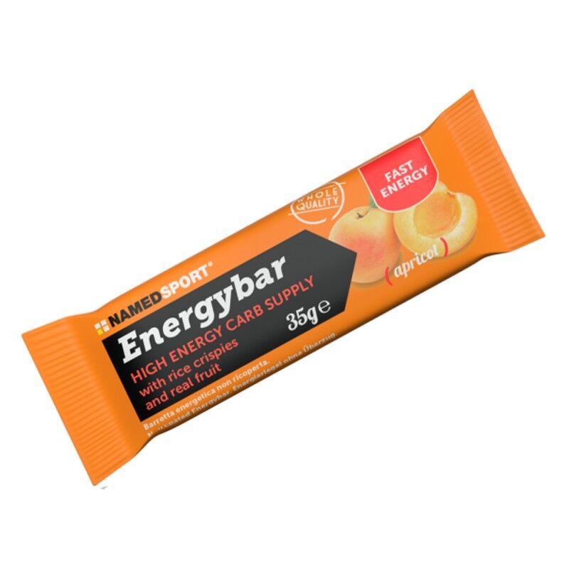 named sport energybar barrette energetiche 12 x 35 gr gusto albicocca