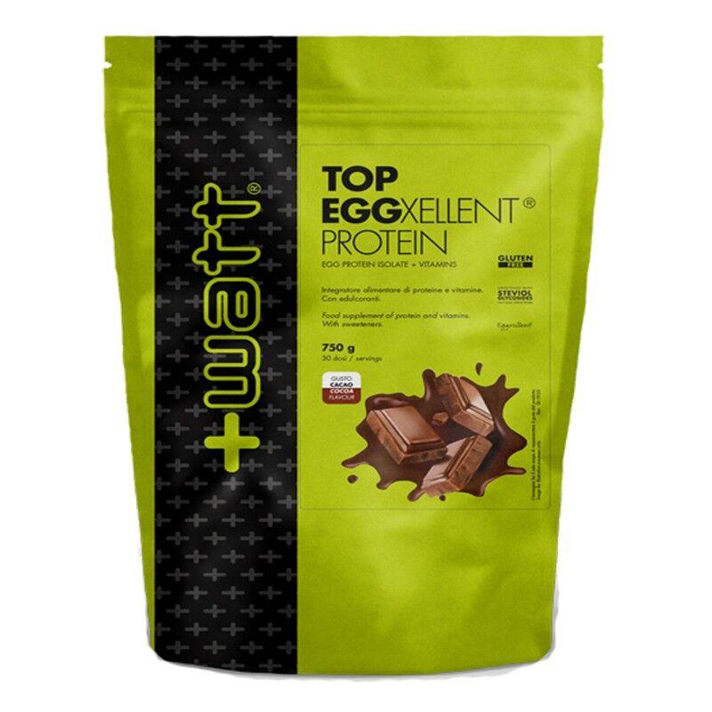 +Watt Top Eggxellent Protein Proteine dell'uovo Isolate 1000 750 gr