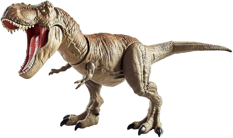 Jurassic World GCT91 Morso N Combattere Tyrannosaurus Rex Scala Giocattolo