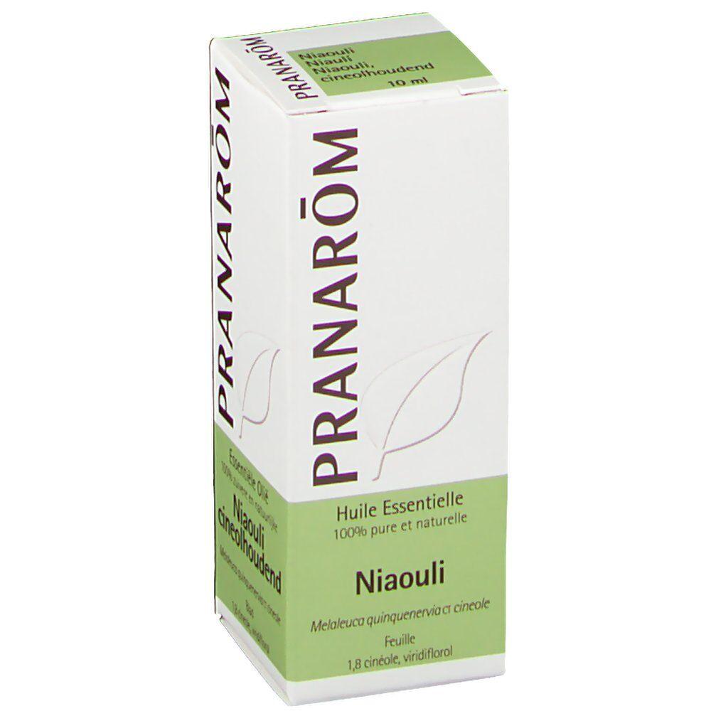 Pranarom International Pranarom Niaouli Essential Oil 10 5420008513282