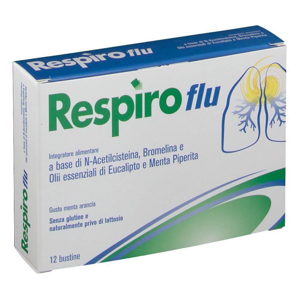 Montefarmaco OTC SpA Respiro flu 12