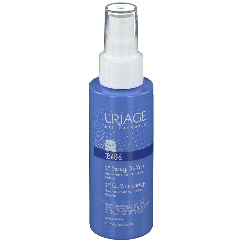 Uriage Bébé CU-ZN+ Spray Anti-Irritazioni 100 3661434001116