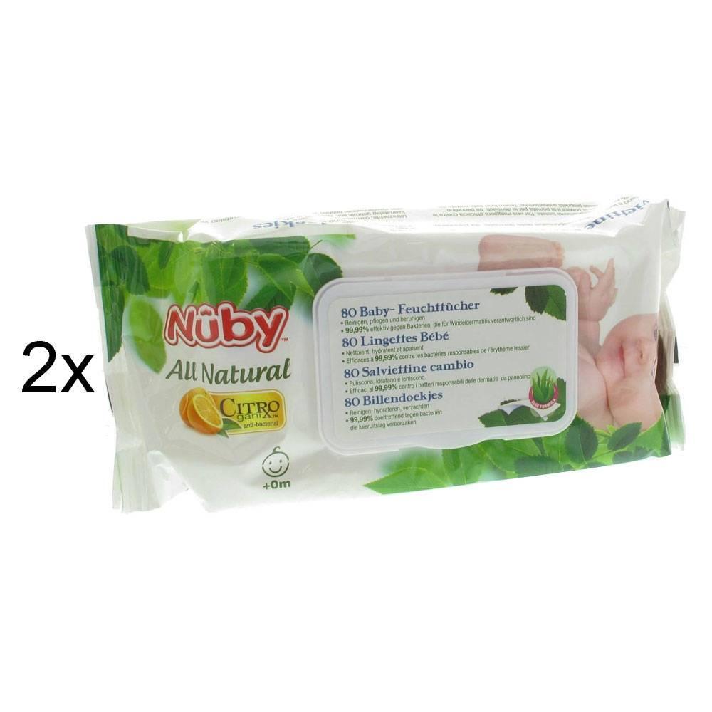 Patch Pharma Nuby™ All Natural CitroGanix™ 160