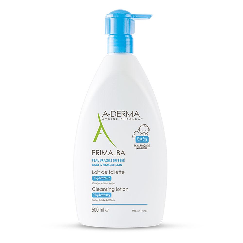 A-Derma Primalba Latte Detergente Delicato 500 3282779309097