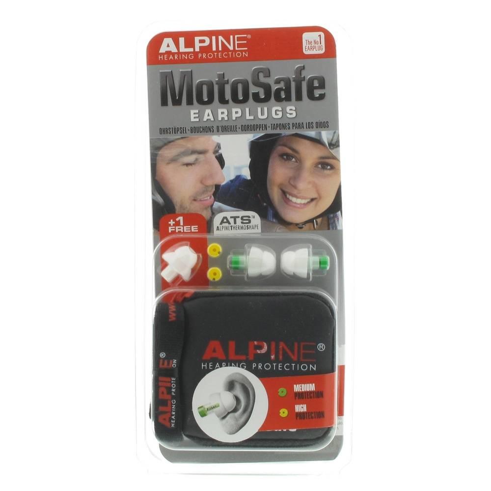 Energetic Food & Supplements Alpine Motosafe Oordopjes 1 pz