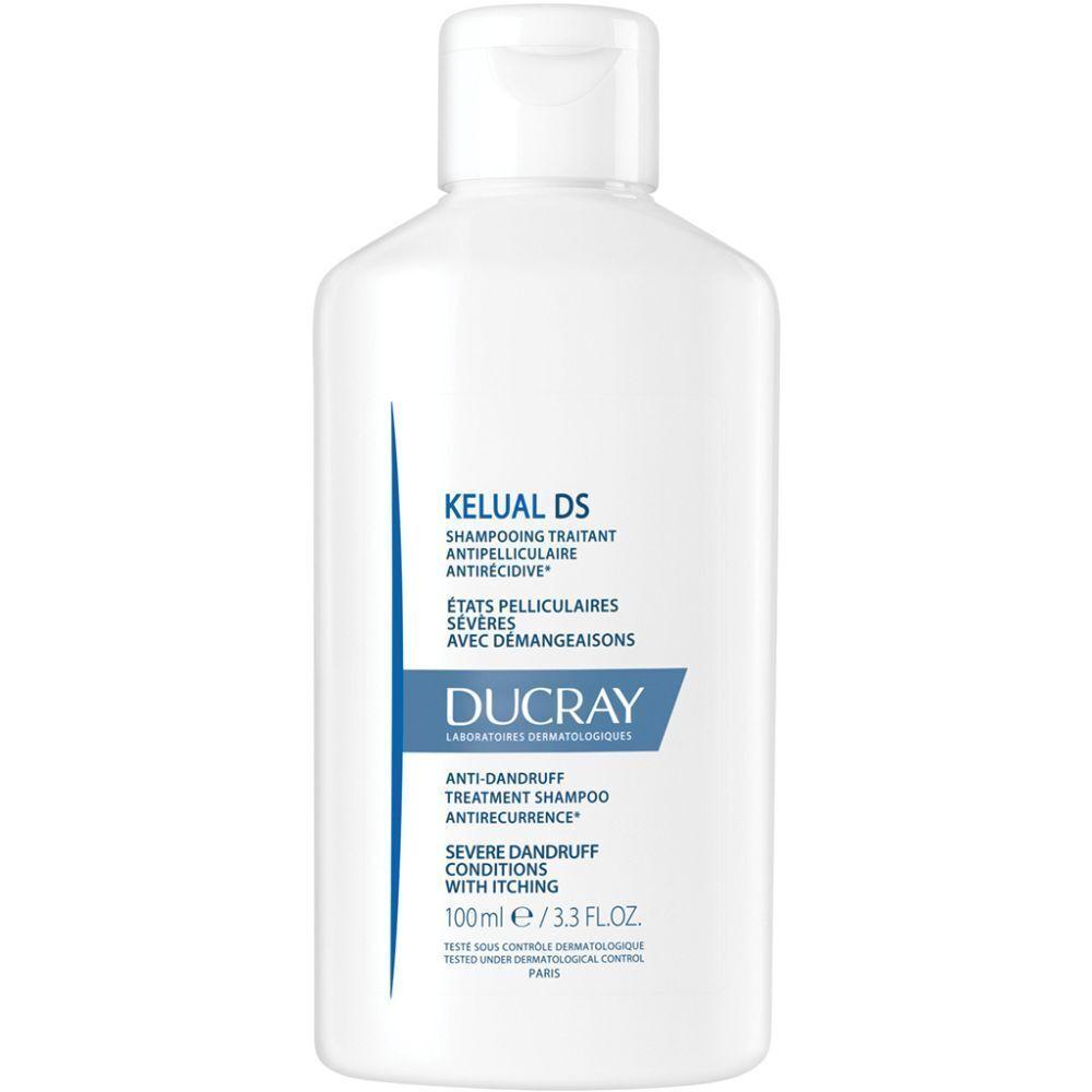 Ducray Kelual DS Shampoo Trattante 100 ml Shampoo