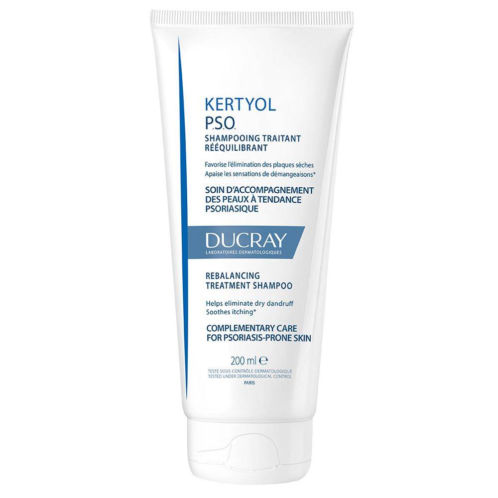Ducray KERTYOL P.S.O. Shampoo Trattante Riequilibrante 125 ml