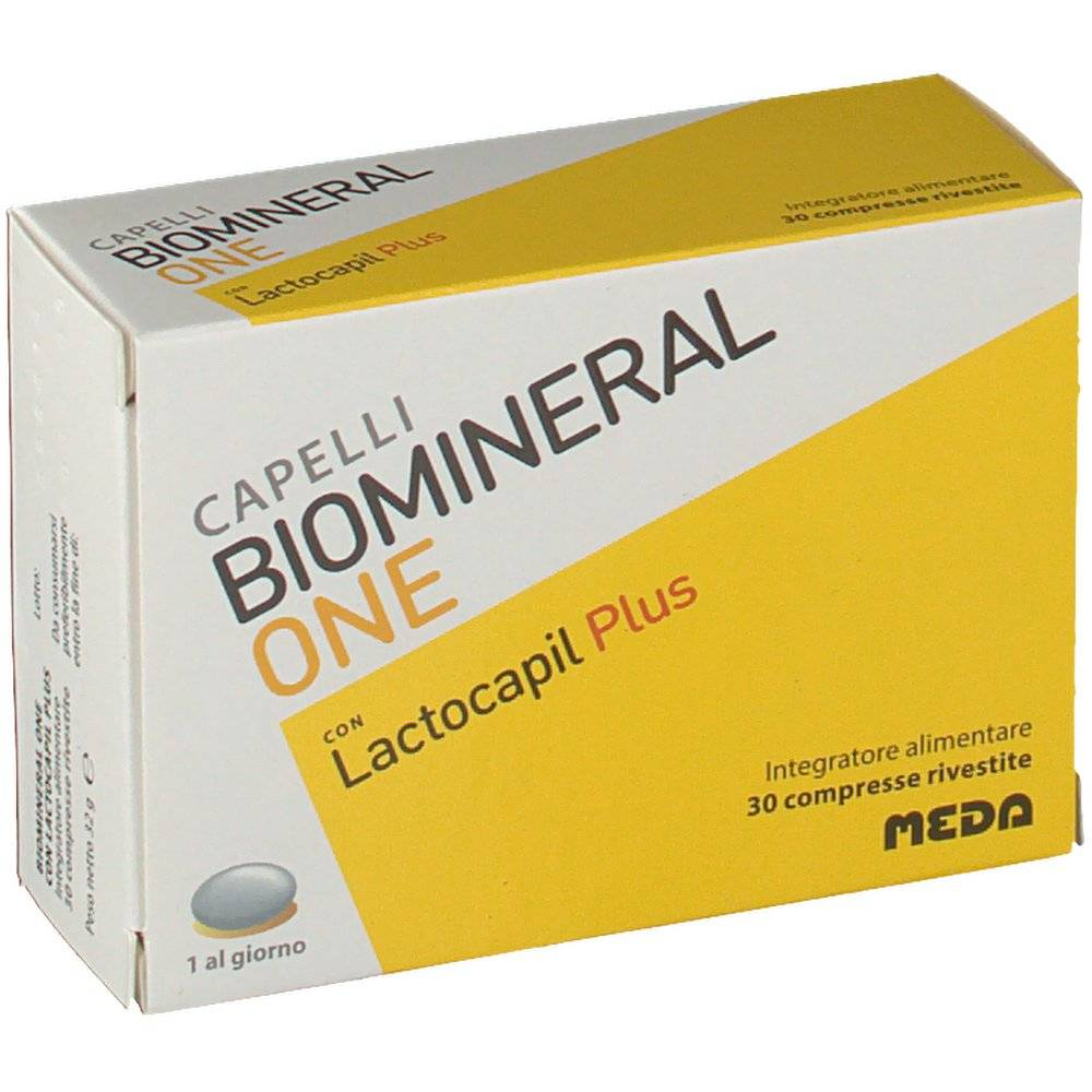 Biomineral Capelli One Lactocapil Plus 30