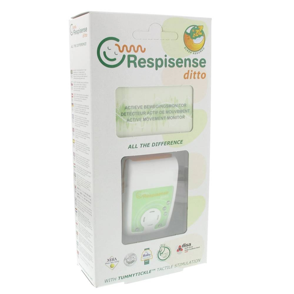 Unicell Respisense Ditto Breathing Monitor 1 6009812680053