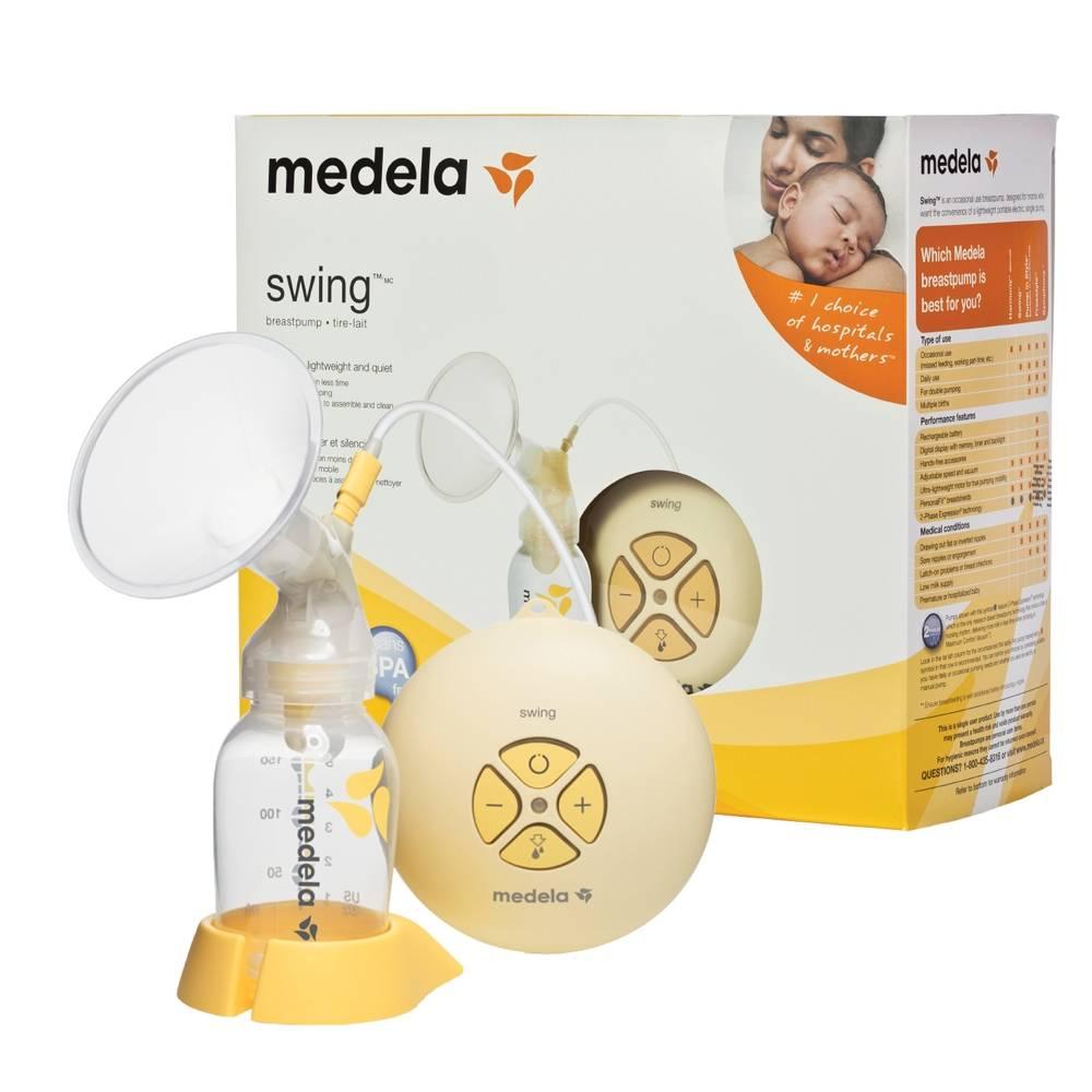 Medela Benelux Medela Swing Tiralatte Elettrico 1 7612367023962