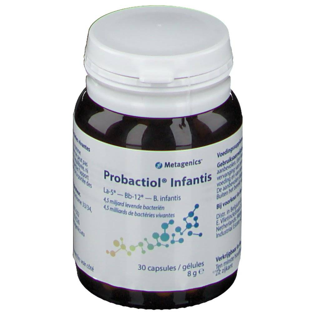 Metagenics Belgium Probactiol Infantis 30 5400433066386