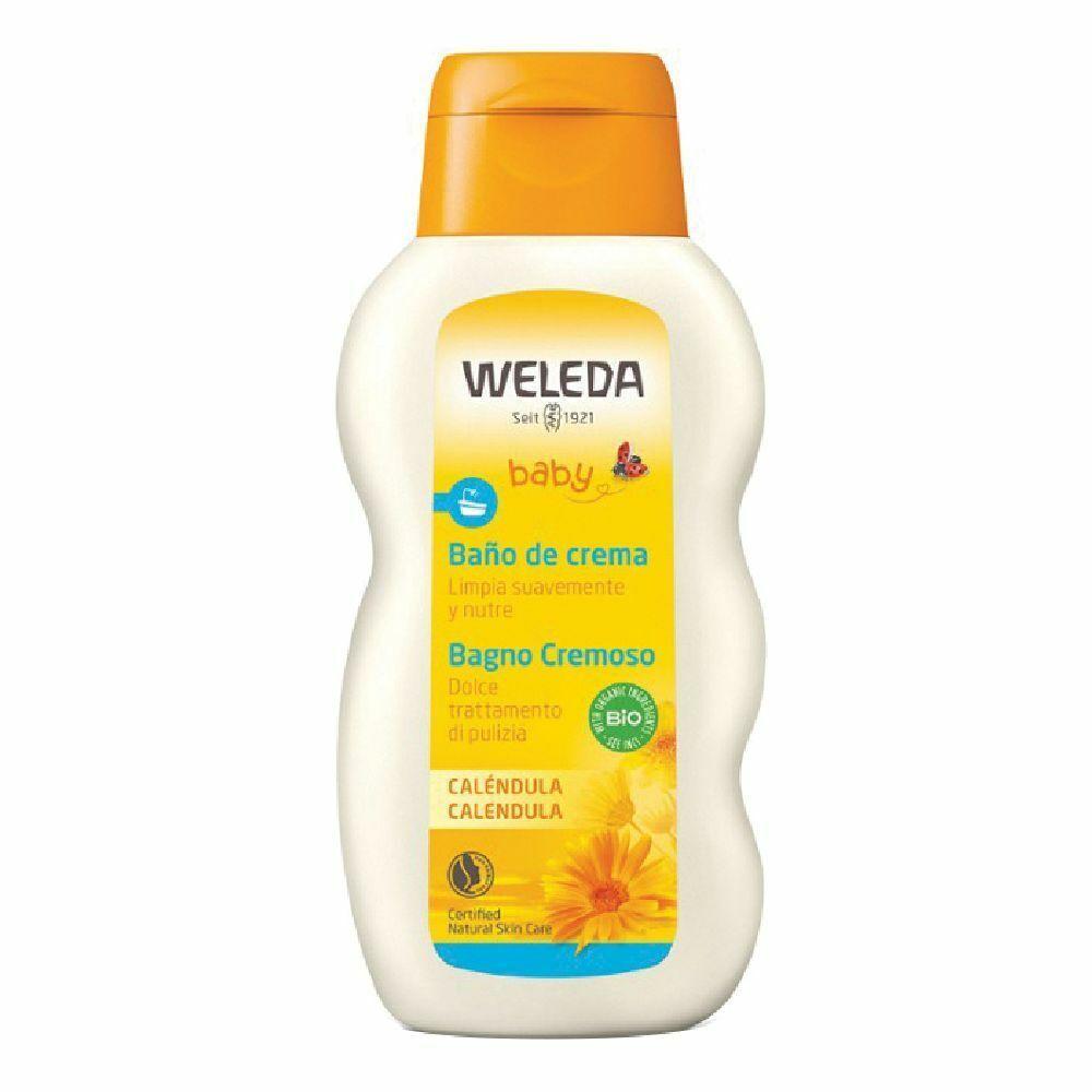 Weleda Baby Bagno Cremoso Calendula 200 ml