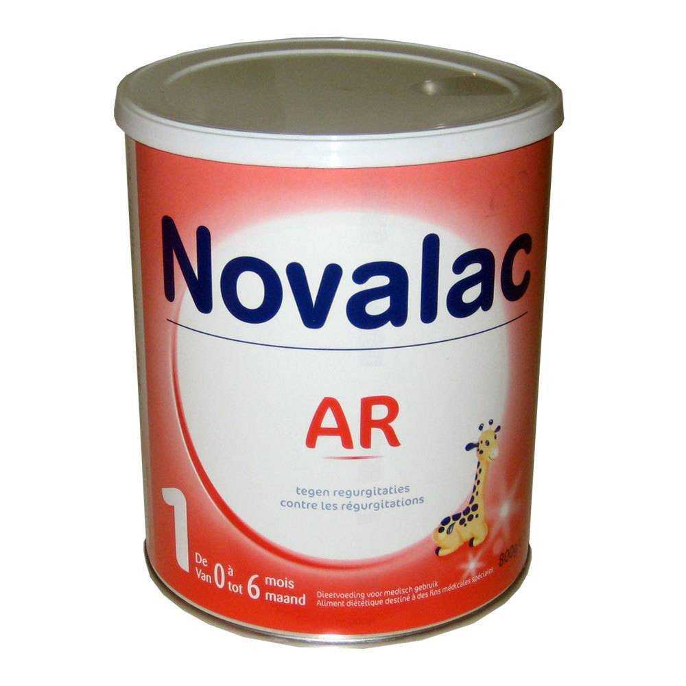 Menarini Benelux Novalac AR 1 800