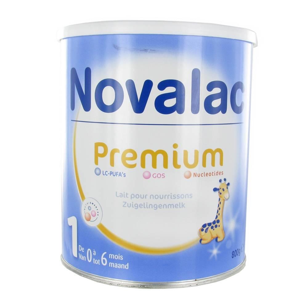 Menarini Benelux Novalac Premium 1 Infants Milk 800