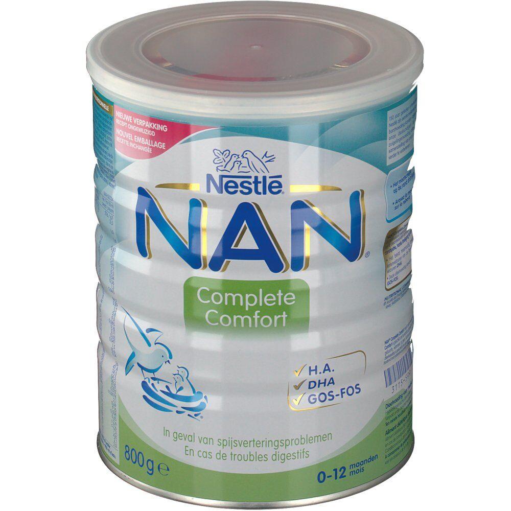 Nestle Belgilux Nan Complete Comfort 800 7613034433138